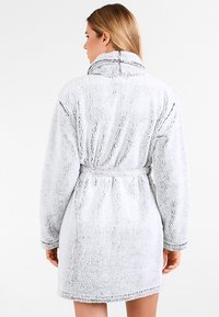 Anna Field - Dressing gown - grey - 2