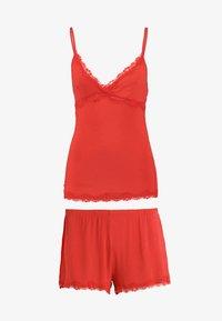Anna Field - SET - Pyjamas - red - 4