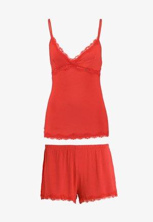 SET - Piżama - red