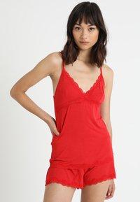 Anna Field - SET - Pyjamas - red - 0