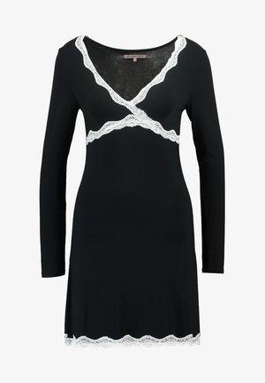 Nattskjorte - white/black