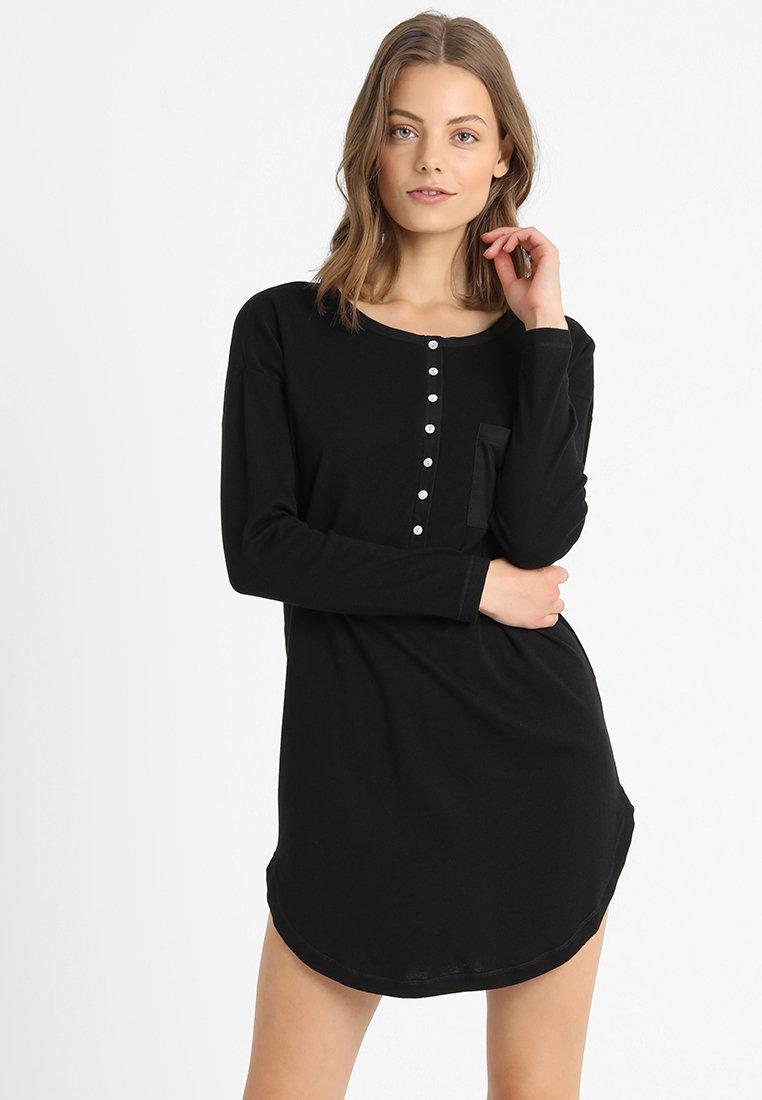 Anna Field - Noční košile - black