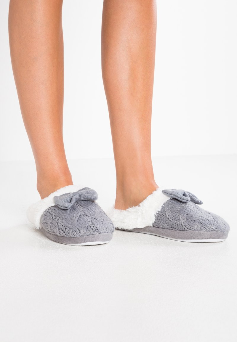 Anna Field - Slippers - grey
