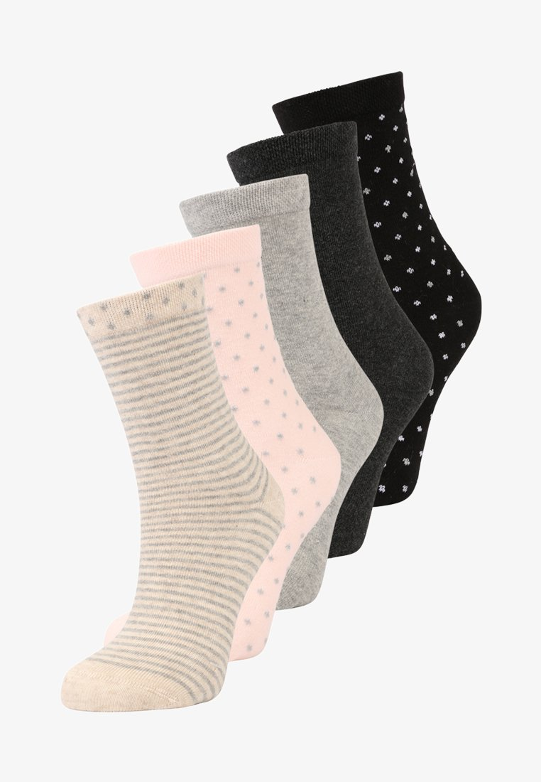 Anna Field - 5 PACK - Calcetines - black