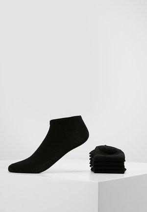 5 PACK - Sokker - black