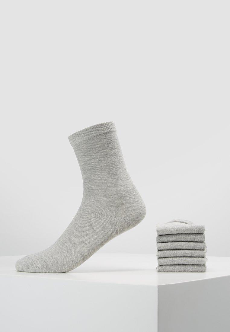 Anna Field - 7 PACK - Sokken - grey