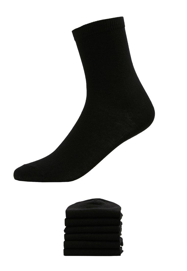 Anna Field - 7 PACK - Socken - black