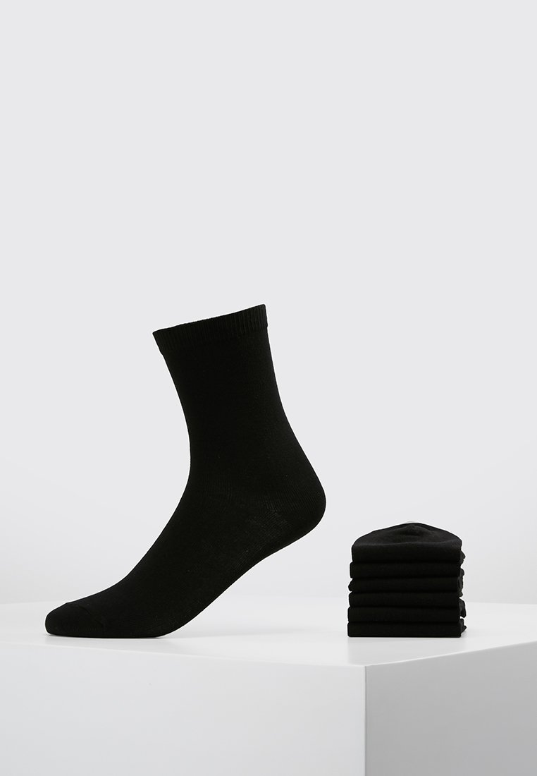 Anna Field - 7 PACK - Calcetines - black
