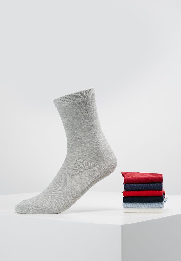 Anna Field - 7 PACK - Calcetines - multicoloured/grey