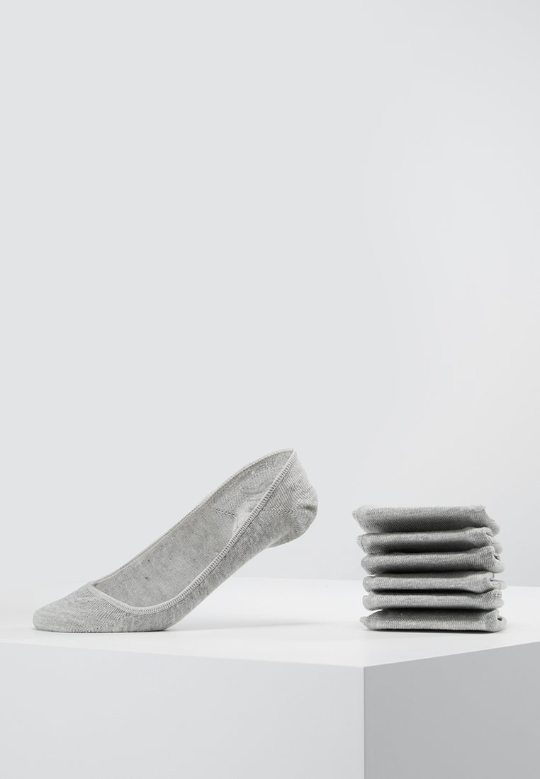 Anna Field - 7 PACK - Enkelsokken - grey