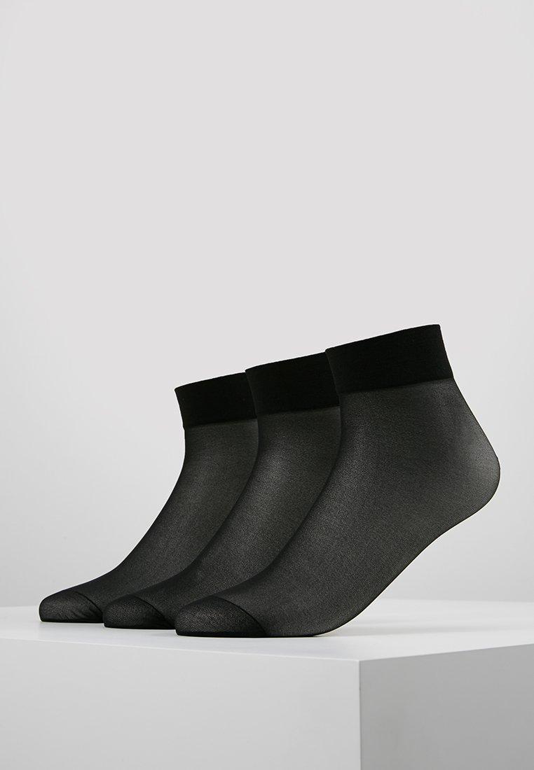 Anna Field - 3 PACK  - Sokken - black