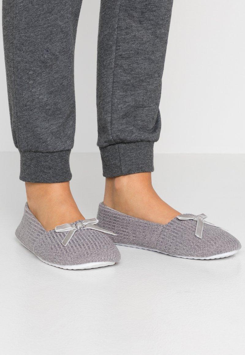 Anna Field - Slippers - grey