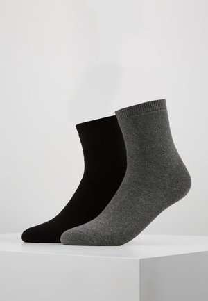 2 PACK - Ponožky - black