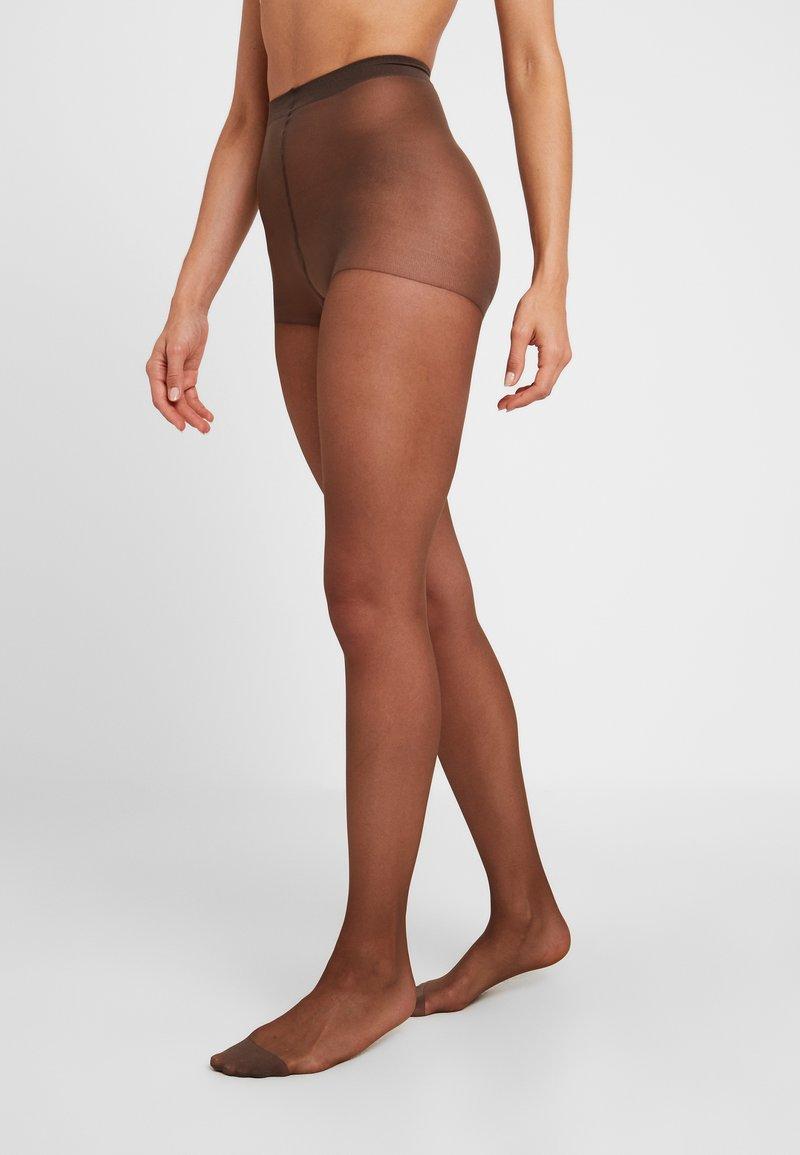 Anna Field - 5 PACK - Strumpbyxor - dark brown