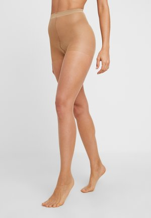 3 PACK - Tights - sand