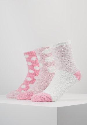 3 PACK - Socken - pink