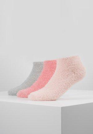 3 PACK - Socks - pink