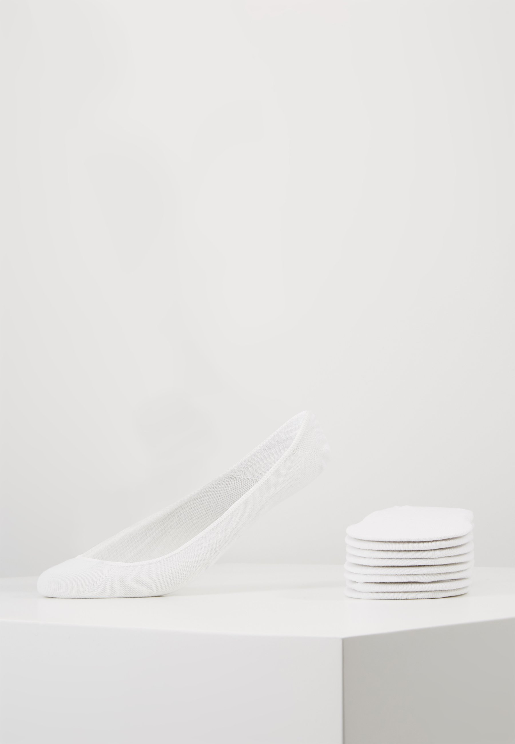 Anna Field 8 PACK - Skarpety - white