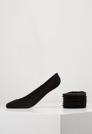 8 PACK - Sokken - black