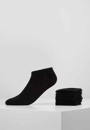 8 PACK - Calcetines - black
