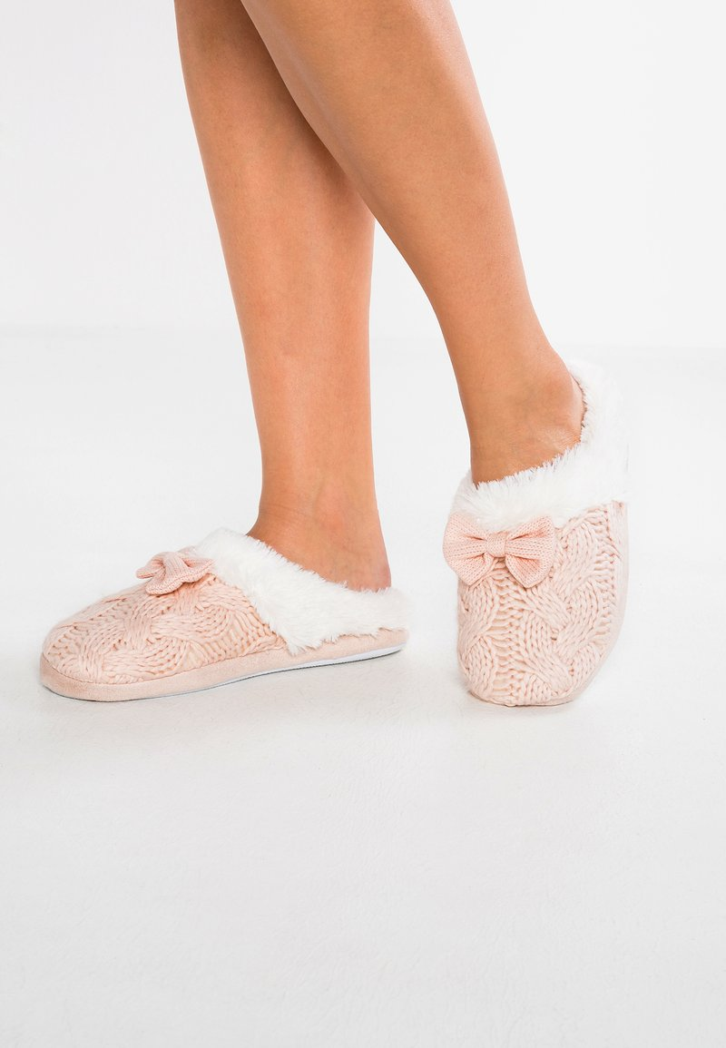 Anna Field - BOW - Pantoffels - light pink