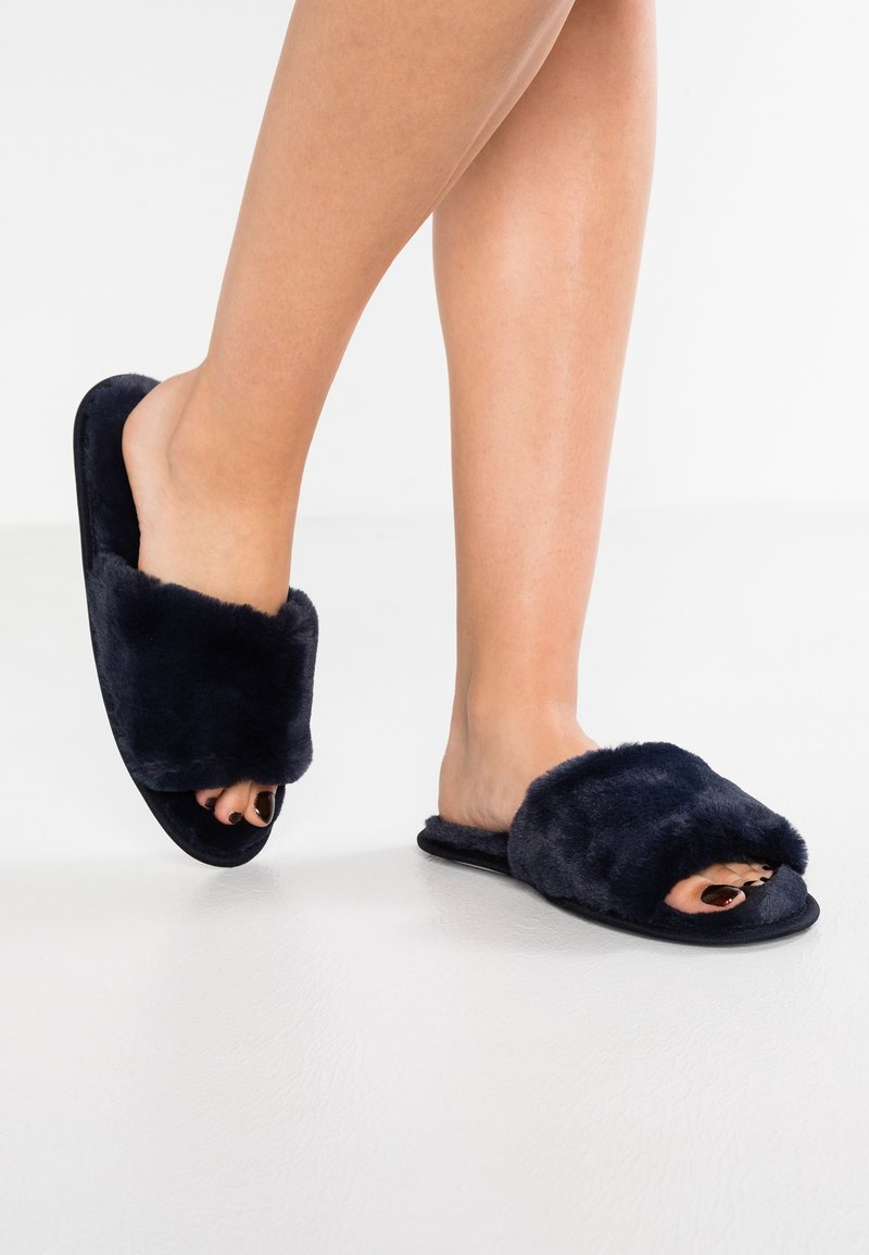 Anna Field - Slippers - navy