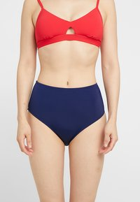 Anna Field - 2 PACK - Bikini bottoms - red/dark blue - 3