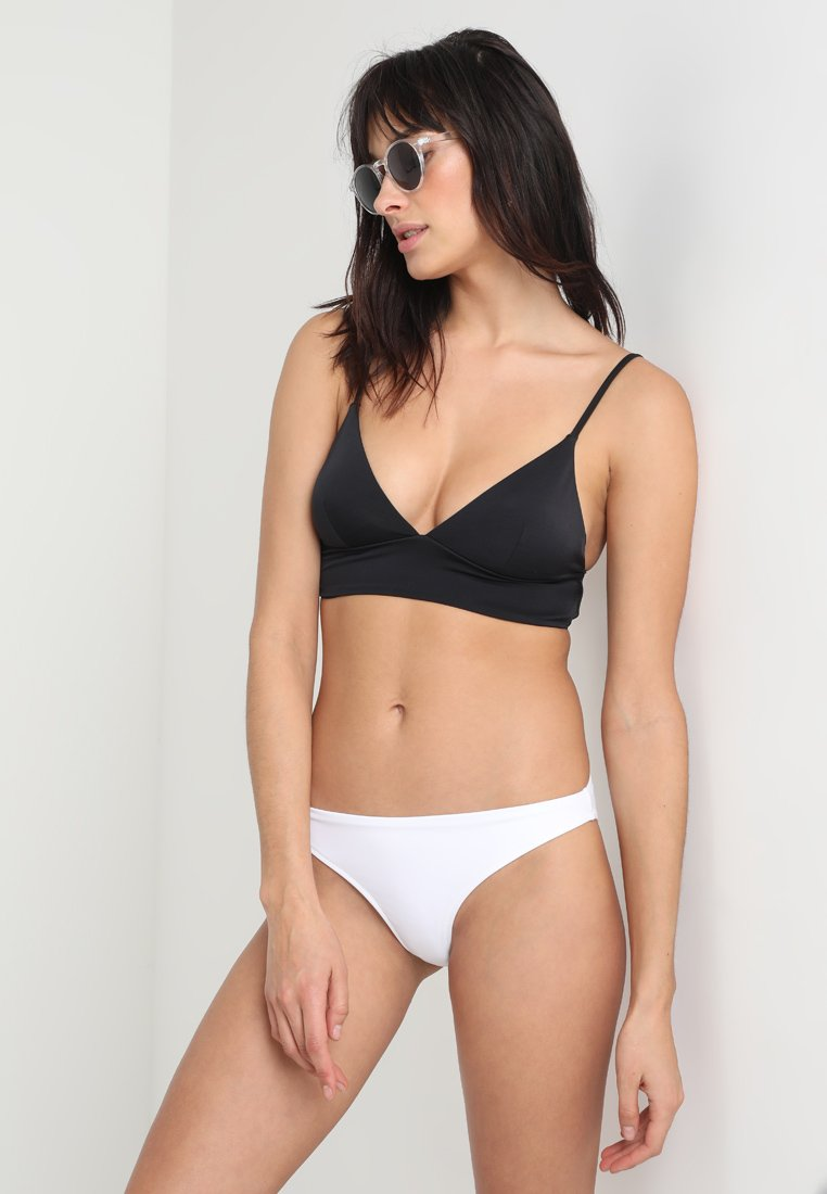 Anna Field - 2 PACK - Bas de bikini - black/white