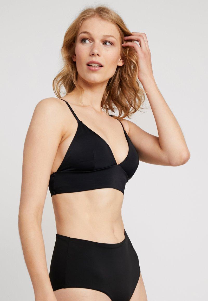 Anna Field - 2 PACK - Bikinitop - offwhite/black
