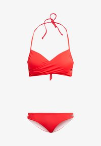 Anna Field - SET - Bikini - red - 4