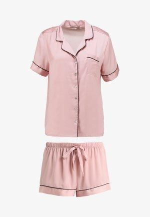 Pyjama - pink/black