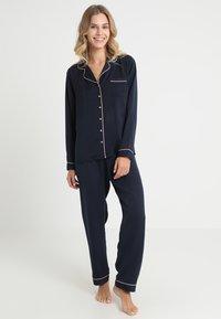 Anna Field - SET - Pyjamas - dark blue - 0