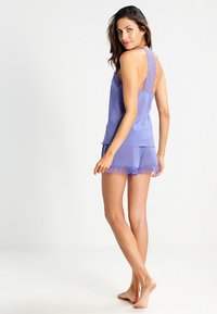 Anna Field - SET - Pyjamas - purple blue - 2