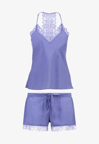 Anna Field - SET - Pyjamas - purple blue - 4