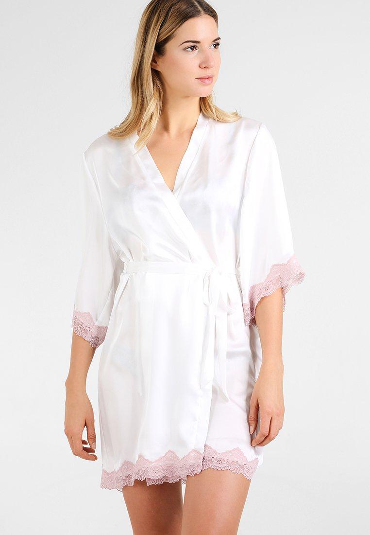 Anna Field - BRIDAL - Badjas - off-white/pink
