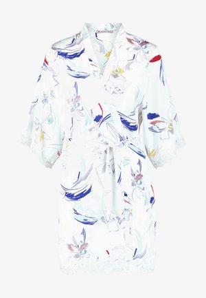 BRIDAL - Peignoir - white/multi-coloured
