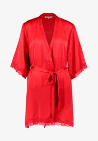 Anna Field - Dressing gown - red - 4
