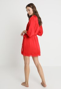 Anna Field - Dressing gown - red - 2