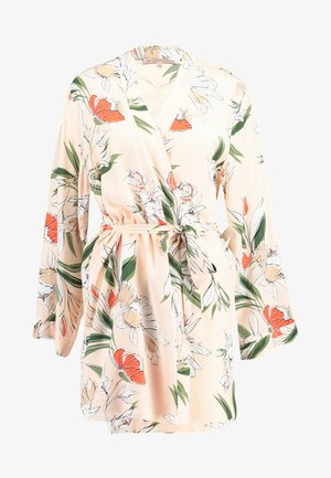 Dressing gown - apricot