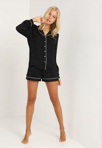 Anna Field - SET - Pyjamaser - black - 1