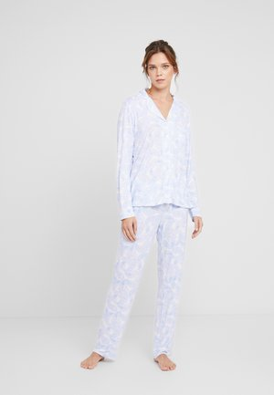 SET - Pyjamas - white/blue