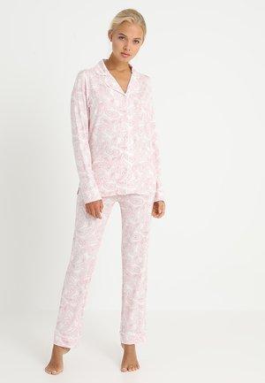 SET - Pyjama - rose