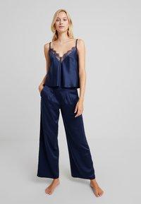 Anna Field - Pyjama - dark blue - 0