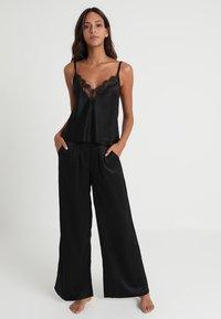 Anna Field - Pyjama - black - 1