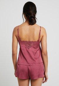 Anna Field - SET - Pyjamas - purple - 2