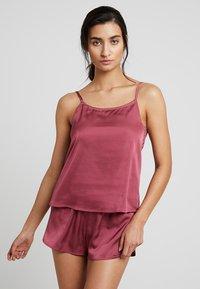 Anna Field - SET - Pyjamas - purple - 0