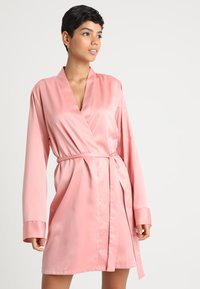 Anna Field - Dressing gown - pink - 0