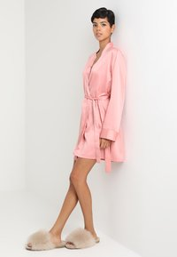 Anna Field - Dressing gown - pink - 1