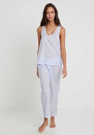SET - Pyjama - white/lilac