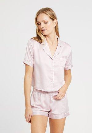 SET - Pyžamová sada - pink